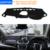 Styling Car Dashboard Mat Cojín Pad Photophobism Sombra Interior de Poliéster Alfombra Para Buick Encore Opel Mokka 2013-2015