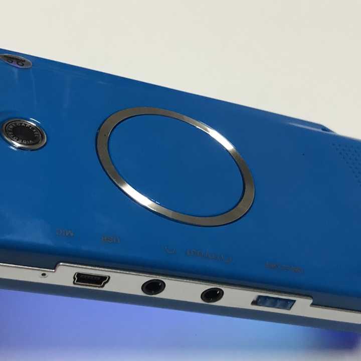 Livraison gratuite Console de jeu portable 4.3 pouces écran mp4 lecteur MP5 lecteur de jeu réel 8 GB support pour jeu psp, caméra, vidéo, e-book - 5