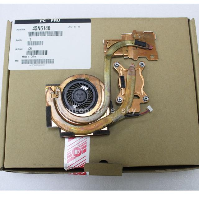 Nowy oryginalny dla lenovo thinkpad IBM t400 cpu cooler radiator wentylator cooler discrete graphics system laptop 45n6146