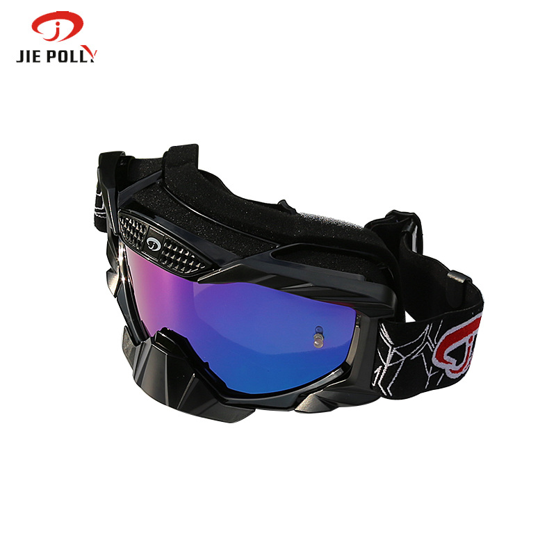 New Ski Goggles Skiing Eyewear Glasses Motorcycle Goggles for Helmet Racing Gafas Dirt Bike ATV MX