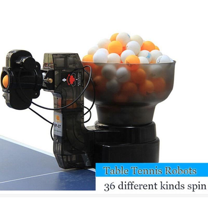 robot ping pong machine