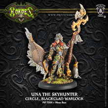 30mm Hordes Tribe Oro Los Una the Skyhunter