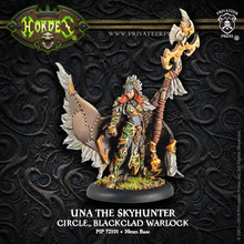 30mm Hordes Tribe Oro Los Una the Skyhunter(China)