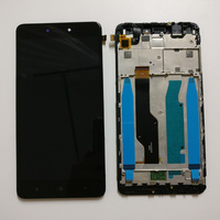 For Xiaomi Redmi Note 4X LCD Display Screen Touch Screen Digitizer Assembly With Frame Note4X 5