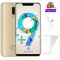 4G LTE TEENO VMobile S9 Mobile Phone Android 8.1 5.84