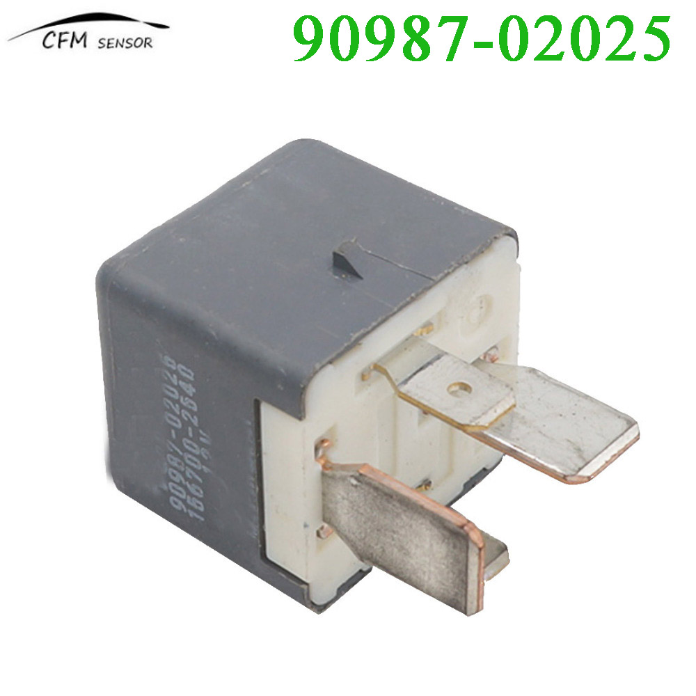 New 90987-02025 Auto Replace Relay For Toyota Landcruiser Lexus IS350 IS250 IS220 GS300  ...