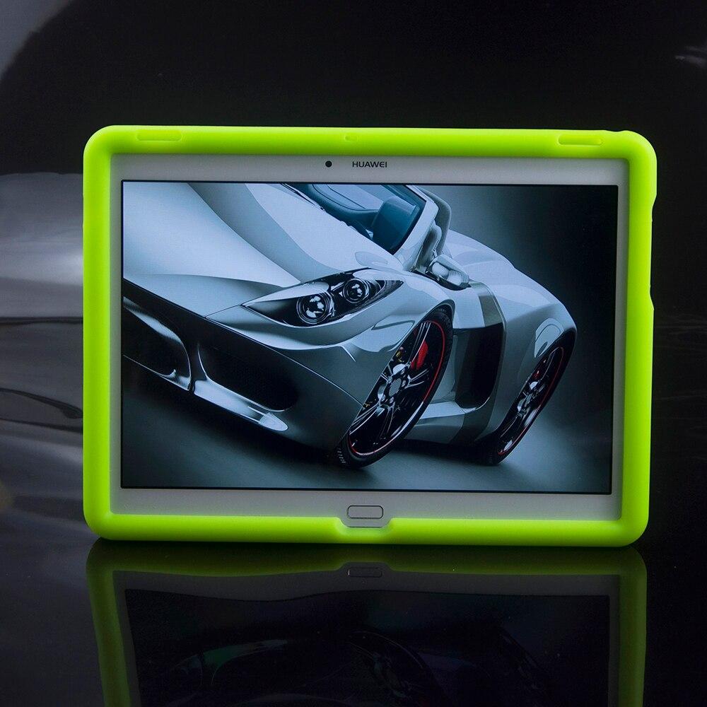 Huawei Mediapad M2 üçün MingShore Silikon Qutusu, Huawei M2-A01L - Planşet aksesuarları - Fotoqrafiya 5