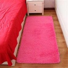 Venta caliente de Alta Calidad Estera Del Piso Alfombras Shaggy Moderna Y carpet dormitorio sala de estar casera shaggy carpet alfombra para el hogar