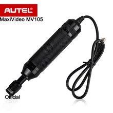 Autel MaxiVideo MV105 цифровой камеры инспекции работать с MaxiSys Pro поддерживает видео контроль области мВ 105