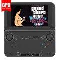 GPD RK3288 XD Preto 2G/32G Tela de 5 Polegadas H-IPS Jogador Handheld Do Jogo de Vídeo Game Console Game Tablet PC (preto)