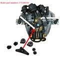 JEAZEA 13 Pcs 272 140 24 01  2721402101  2721402401 auto Intake Manifold Air Klappe Runner Reparatur Kit Für Mercedes Benz C280 E350-in Chassis-Komponenten aus Kraftfahrzeuge und Motorräder bei