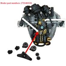 JEAZEA 13 Pcs 272 140 24 01, 2721402101, 2721402401 auto Intake Manifold Air Klappe Runner Reparatur Kit Für Mercedes Benz C280 E350