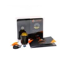 100 Original GeekVape Medusa 3ml RDTA Rebuildable Atomizer Electronic Cigarette Vaporizer Adjustable Side Airflow Drip Fill