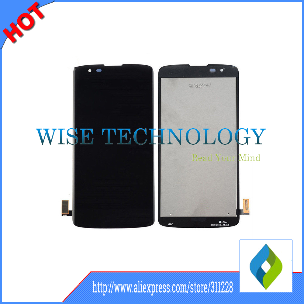 5 inch For LG K8 LTE K350N K350E K350DS Lcd display Screen with touch screen Panel digitizer assembly Mobile phone lcd