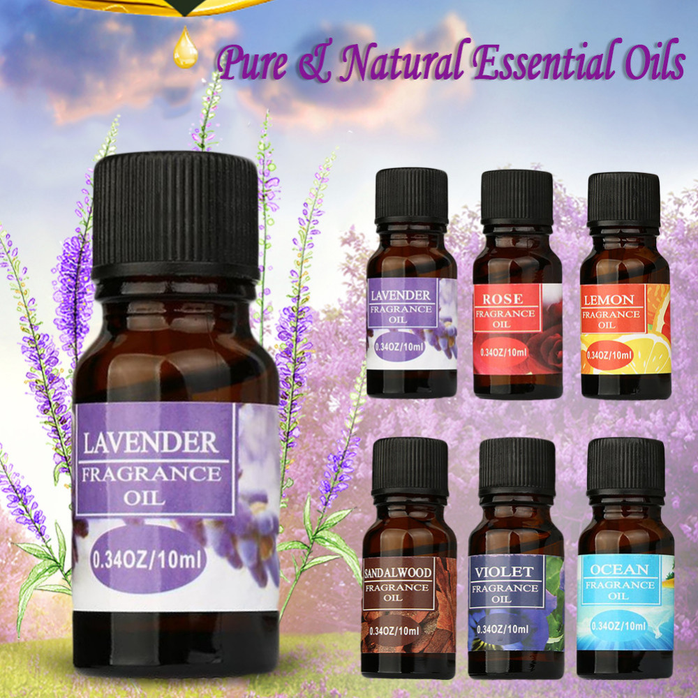 Natural Rose Essential Oils Plant Fragrance Moisturizing Face Body Skin Care Perfume Massage Relax Hair Care Pure Essential Oil
