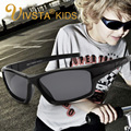 IVSTA 801 kids sunglasses polarized lenses kids sunglasses boys silicone TR90 flexible frame kids sports sunglasses eyewear