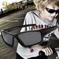 Ivsta 801 crianças óculos de sol lentes polarizadas óculos de sol dos miúdos meninos silicone tr90 quadro flexível esportes dos miúdos óculos de sol eyewear
