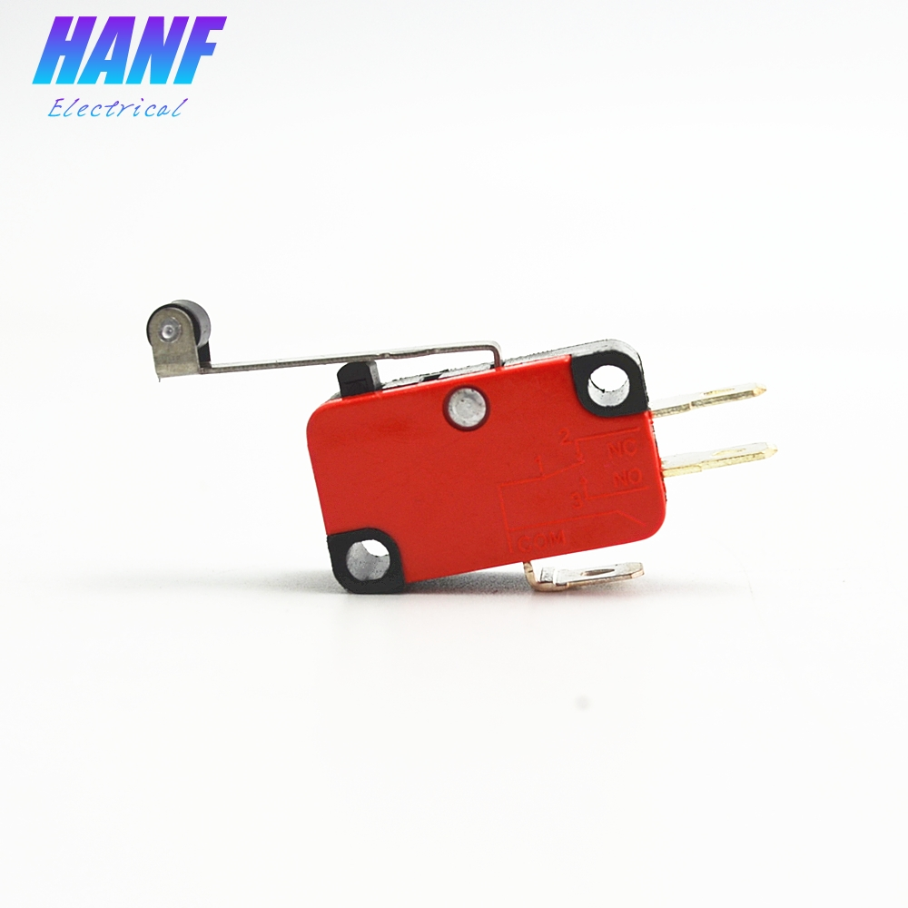 10/ pi/èces Micro Limit Switch bouton Spdt momentan/é Snap Action Home