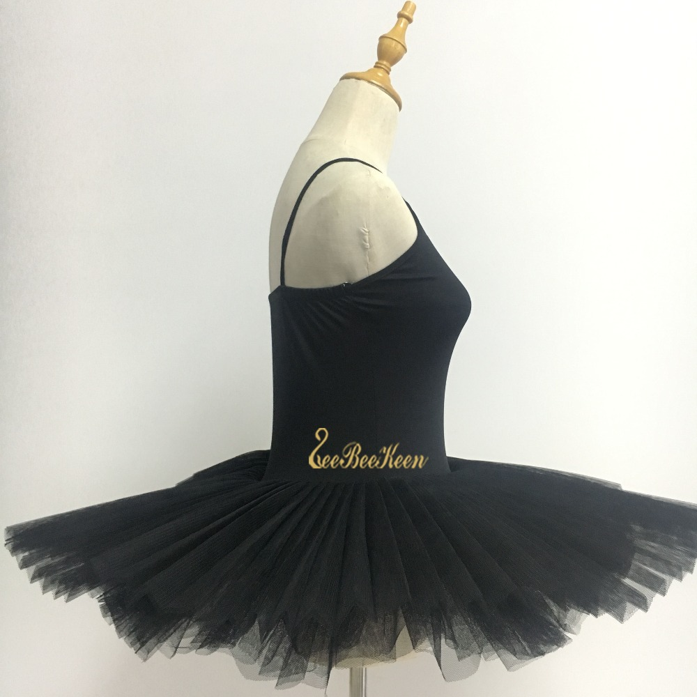 Image 2 - Black/Red/White Ballerina Dance Dress Professional Adult Ballet Costume Women Ballet Dance Clothes Child Girls Ballet Dance Tutu-in Ballet from Novelty & Special Use