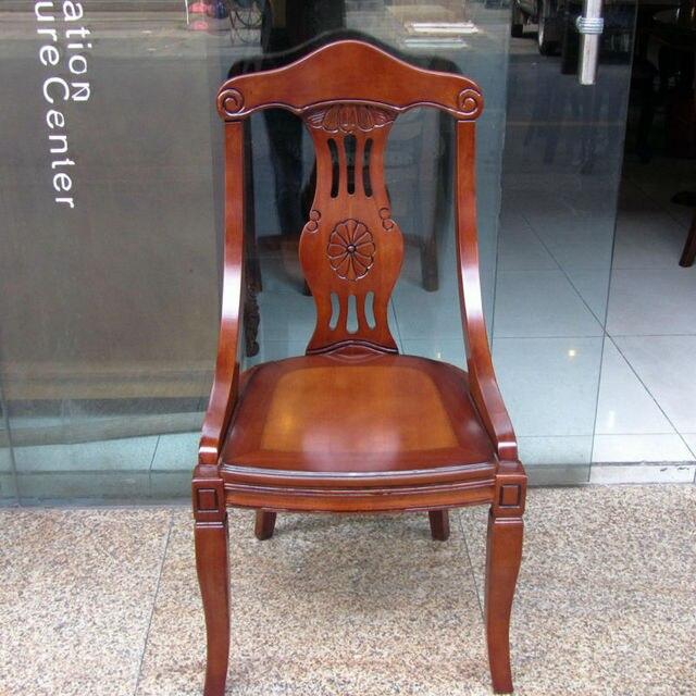 Семья обеденный стул, отель обедая стул, дерево обеденный стул, Европейский стиль