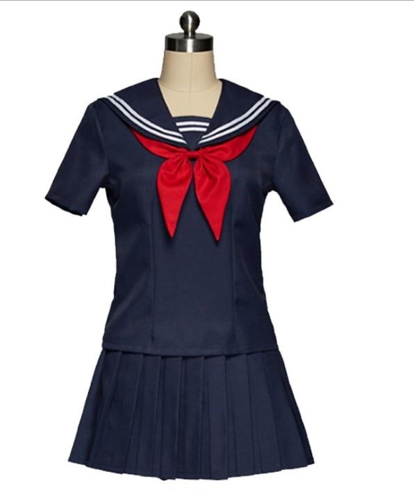 My Hero Academy Boku no Hero Academy химико Тога JK Униформа юбки свитер толстовки кардиган костюмы для косплея
