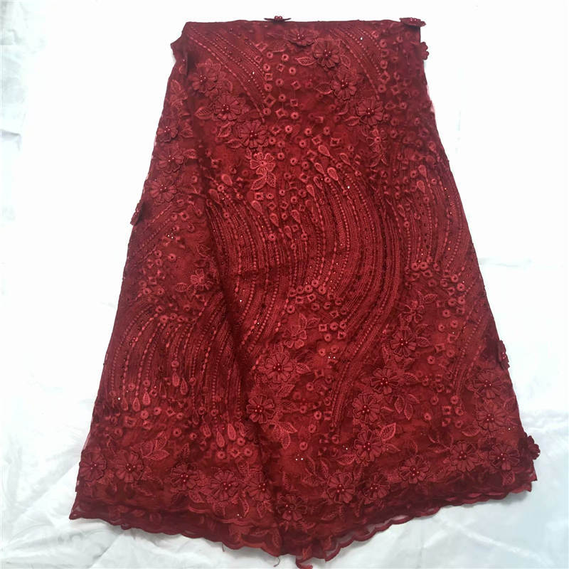 MW!New Arrival Nigerian Lace Fabrics Beaded Lace Fabric Tulle Lace Fabric Best Selling 2019 African Laces ! P41421MW!New Arrival Nigerian Lace Fabrics Beaded Lace Fabric Tulle Lace Fabric Best Selling 2019 African Laces ! P41421