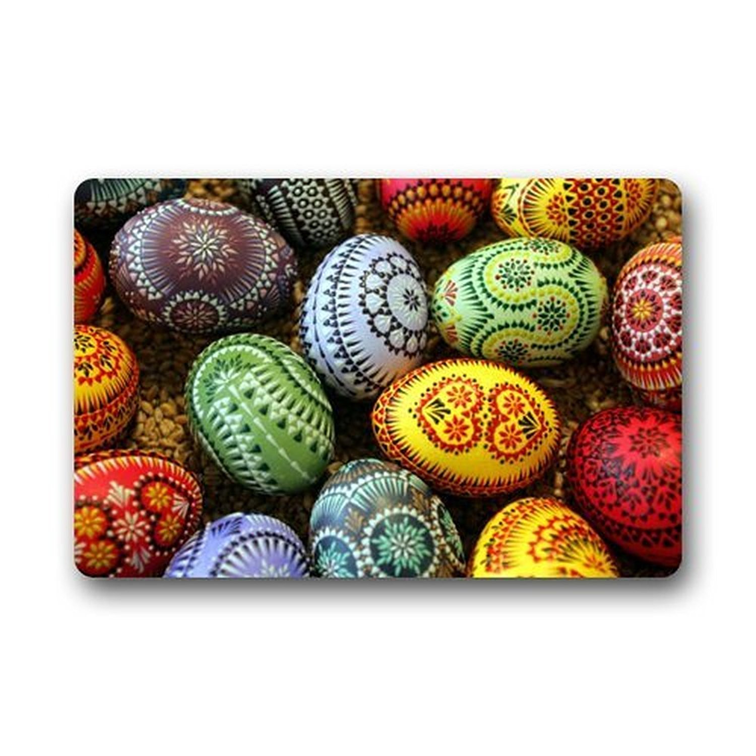 Hy Easter Colorful Eggs Non Slip