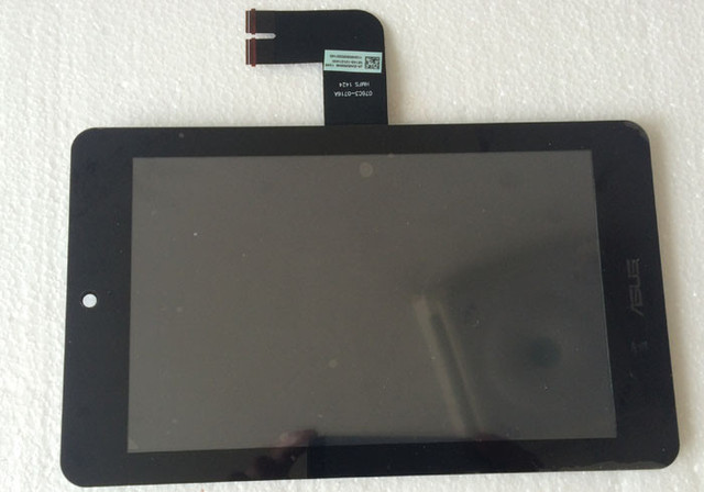 "7 ""pulgadas de pantalla lcd de pantalla táctil con digitalizador para asus memo Pad HD 7 ME173 ME173X K00B K00U N070ICN-GB1 envío gratis"