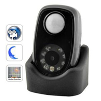 Q2 PIR Detector HD Camera Mini DVR With Infrared Body Induction Night Vision IR Surveillance Motion