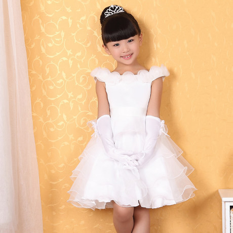 Girls Fashion Show Dress 2015 New Korean Summer Princess Dress