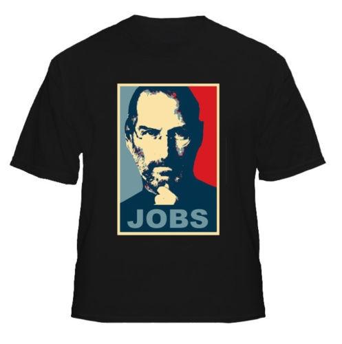 Steve Jobs Hope T Shirt