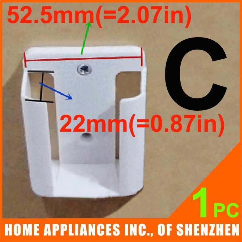 ТВ DVD кондиционер настенного крепления Дистанционное управление держатель настенный 52.5 мм * 22 мм (2.07in * 0.87in)