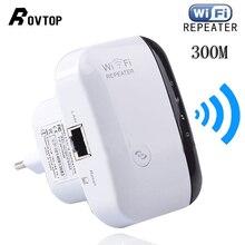 Wi-Fi беспроводной WiFi ретранслятор Wifi удлинитель 300 Мбит/с усилитель WiFi 802.11N/B/G усилитель Repetidor Wi Fi Reapeter точка доступа