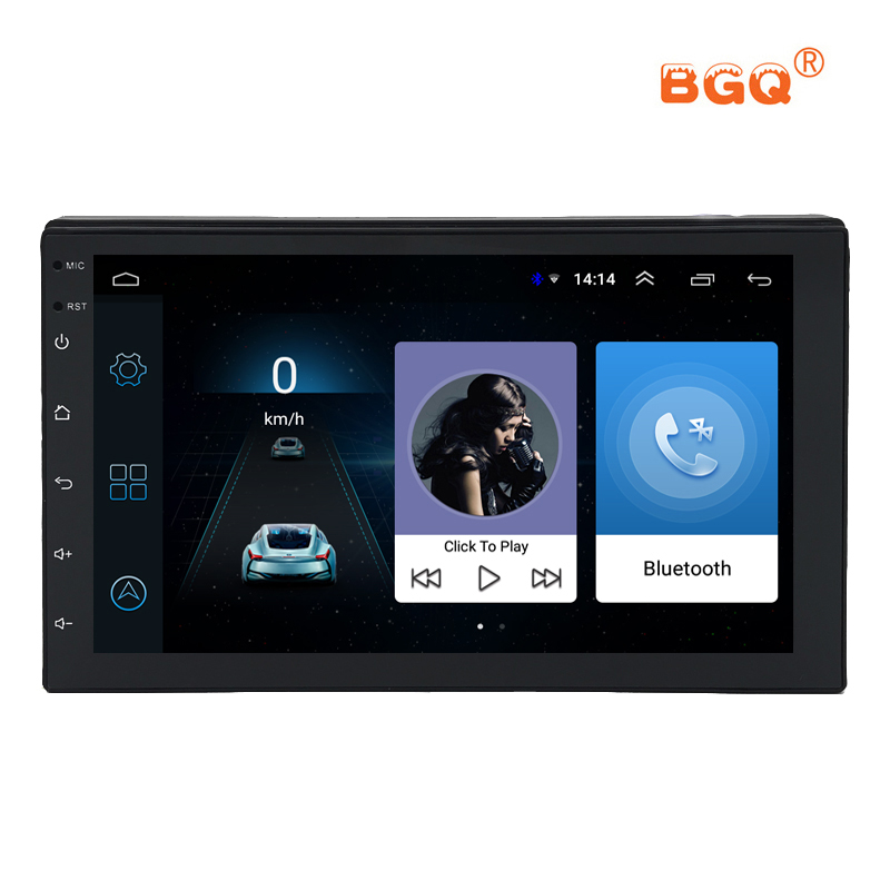 7 inch Universal Android Car DVD GPS for Nissan Toyota Volkswagen Honda Hyundai universal 2 din GPS Navigation Multimedia Player car dvd gps android 8 0 player 2 din radio new universal gps navigation multimedia for nissan toyota volkswagen mazda byd kia vw