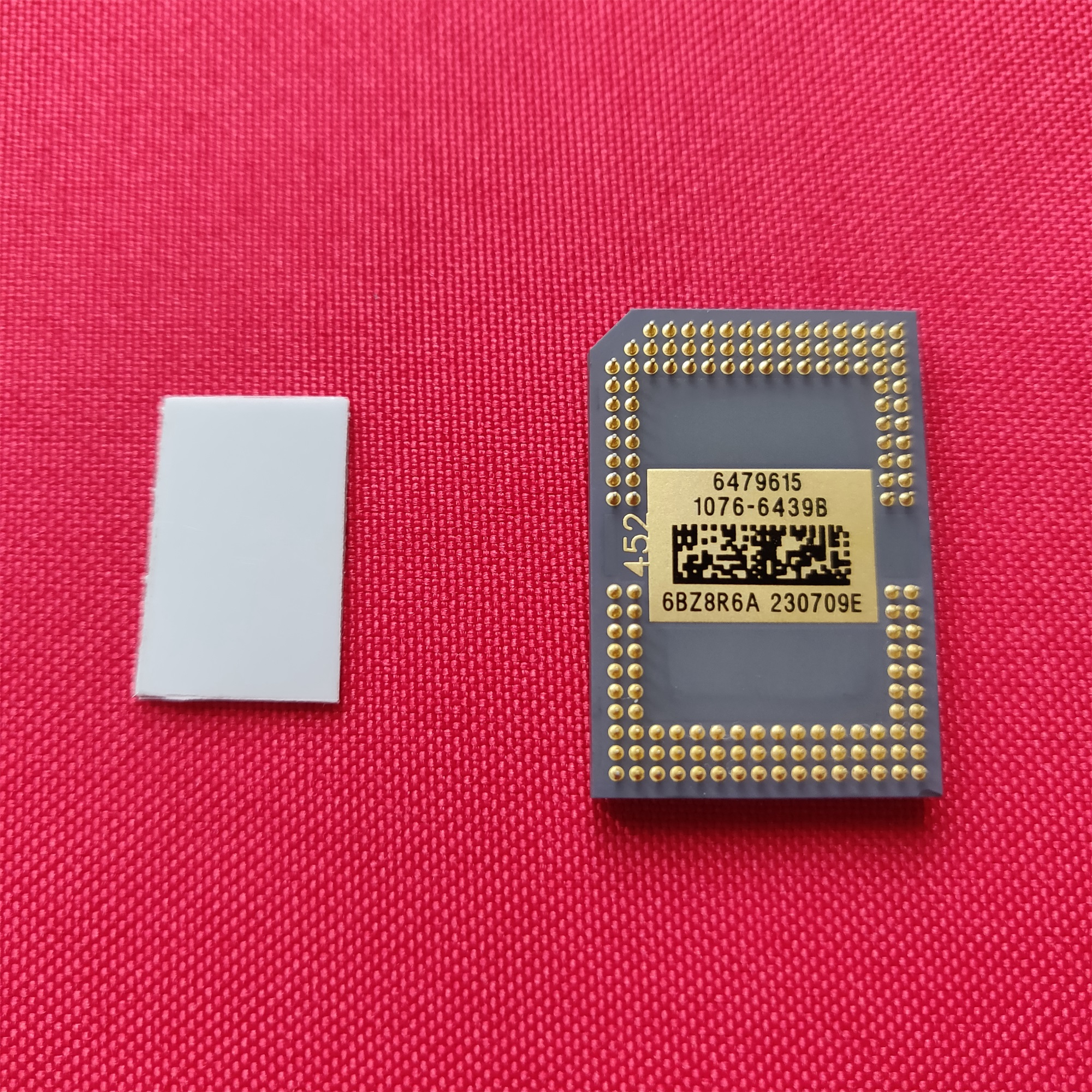 Nouveau projecteur DMD Chip 1076-6038B 1076-6039B 1076-6439B 1076-6438B 1076-601AB 1076-6138B 1076-6139B pour projecteur BenQ NEC SharpNouveau projecteur DMD Chip 1076-6038B 1076-6039B 1076-6439B 1076-6438B 1076-601AB 1076-6138B 1076-6139B pour projecteur BenQ NEC Sharp