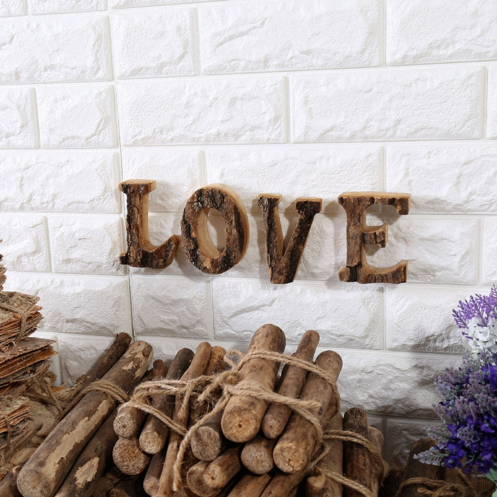 creative home decoration wood craft antique imitation wooden