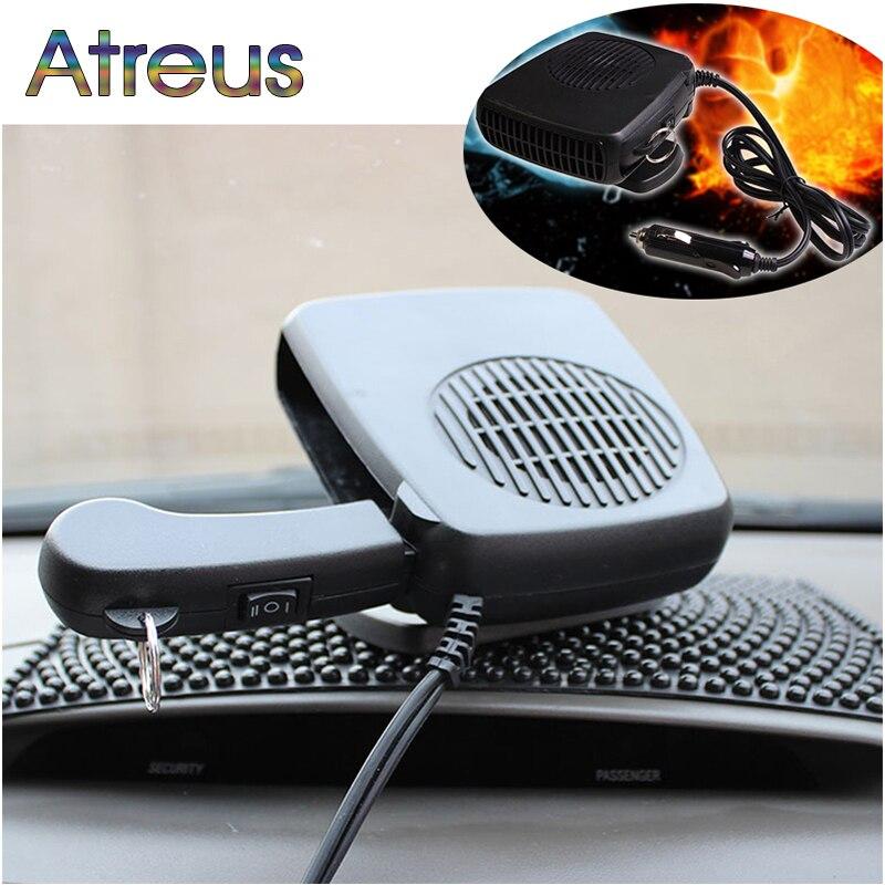 Atrée Hiver Chauffage de Voiture Pare-Brise Dégivreur Ventilateur Pour Lifan X60 Hyundai Solaris I30 IX35 Creta Tucson 2017 Accent Accessoires