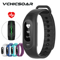 Original Brand Smart Bracelet Wristband Sleep Heart Rate Monitor Fitness Tracker Alarm for Android IOS PK mi band 2 Smart Band