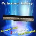Jigu 6 células bateria do portátil para asus k42 k52 a52 a52f a52j a31-k52 a32-k52 a41-k52 a42-k52