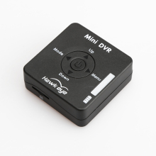 1pcs Hawkeye Mini DVR 720P D1 VGA QVGA HD Micro Video Recorder Built in Battery