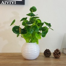 Artificial Lotus leaves simulation plant Flower arranging accessories artificial home decoration