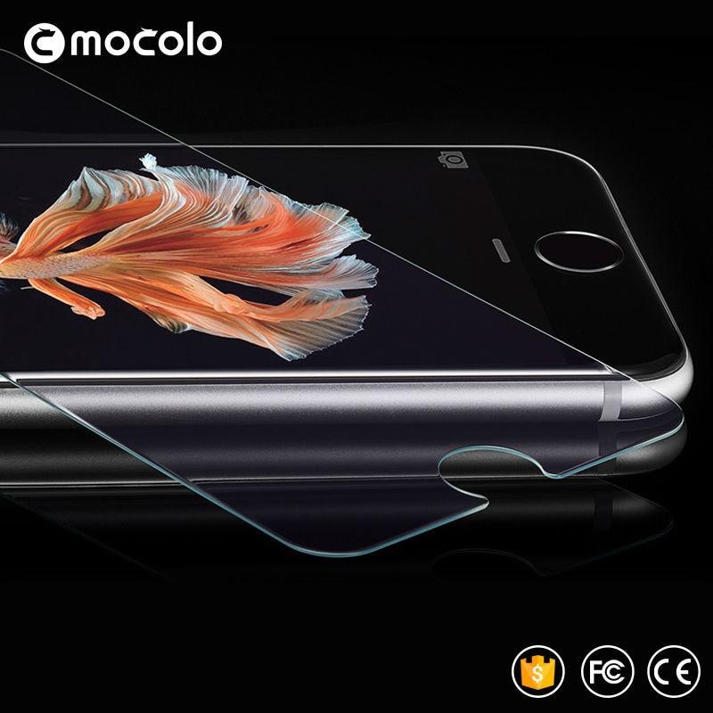 Mocolo 2.5D 9H ապակու պաշտպանող ապակու - Բջջային հեռախոսի պարագաներ և պահեստամասեր - Լուսանկար 2