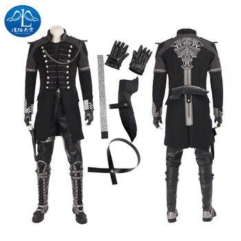 ManLuYunXiao Nyx Ulric косплей костюм на Хэллоуин для мужчин CG фильм Kingsglaive Final Fantasy XV маскарадный костюм на заказ