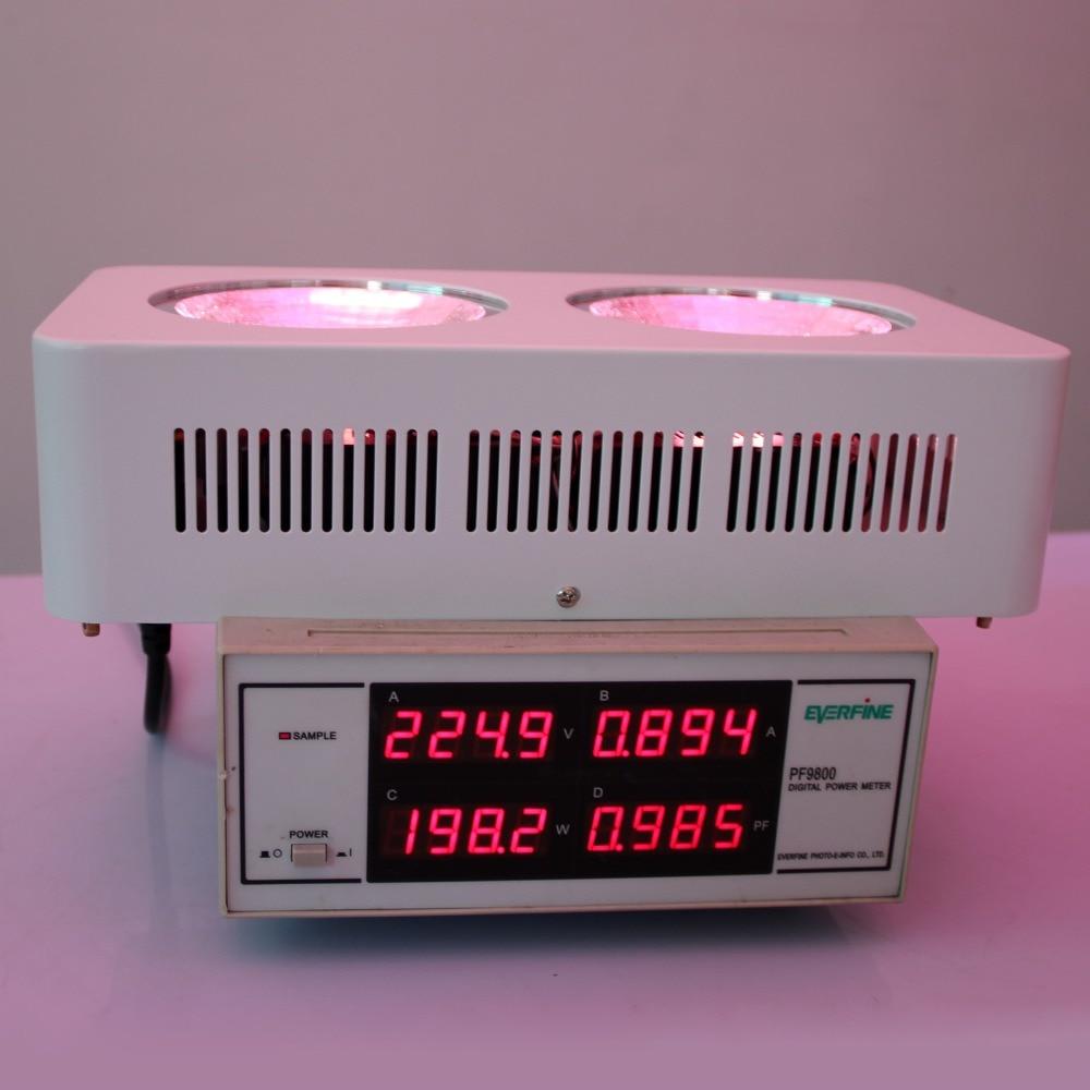 2pcs 400w Tam Spektrli Led Grow böyüdücü işıq paneli Reflektor - Professional işıqlandırma məhsulları - Fotoqrafiya 2