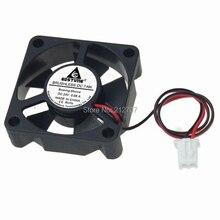 5PCS 35mm 24V 2Pin 35x35x10mm Brushless DC Motor Cooling Mini Case Fan