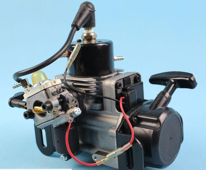 Cylinder Kit 34mm For ZENOAH G260PUM RC Boat Engine T2076-12110