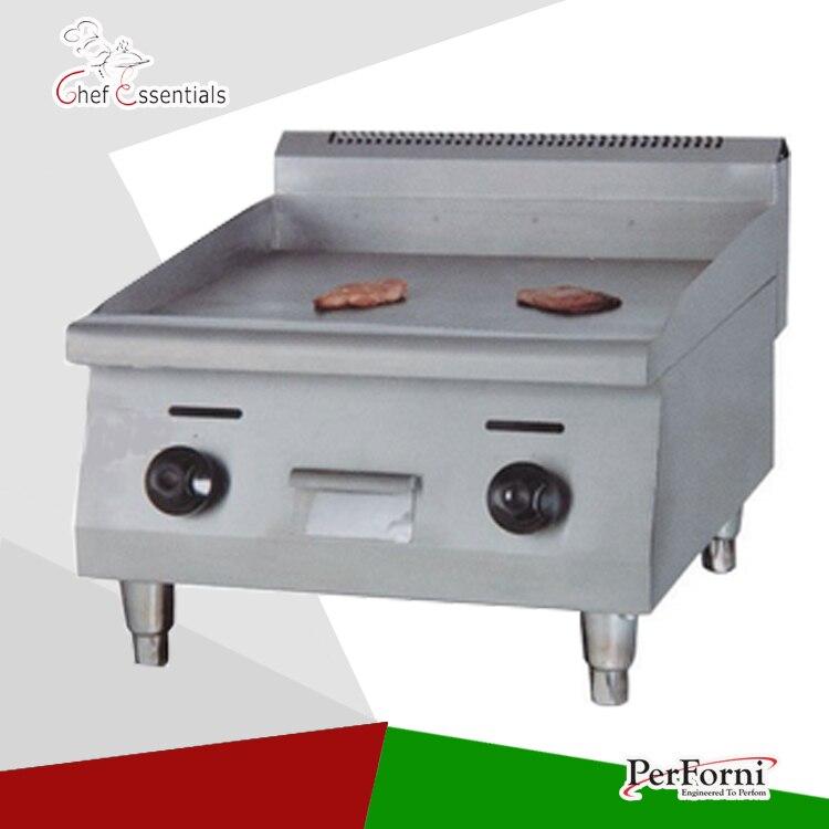 PKJG-GH24 Gas Griddle (Flat Plate), for Commercial Kitchen pkjg eg68 vertical electric griddle flat plate for commercial kitchen