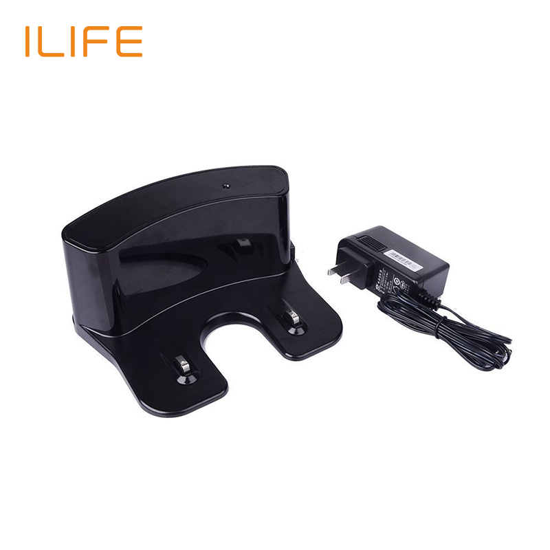 Robot Vacuum Parts For ILIFE A4 Power Adaptor Accessory DC Power Supply CN US EU UK