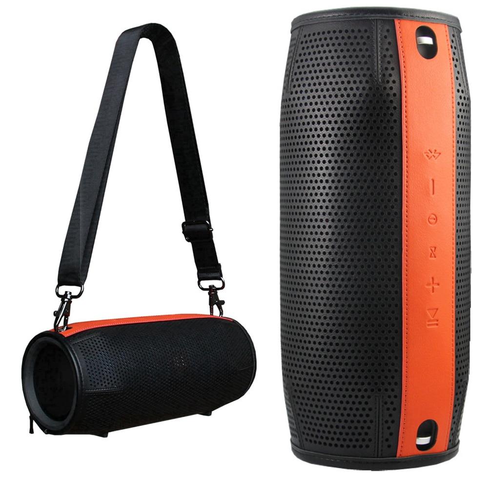Leisure Carry Pouch Sleeve Portable Protective Box Cover Bag Cover Case for JBL Xtreme Bluetooth Speaker  PU Semi-mesh Design канадские шатуны на приору купить