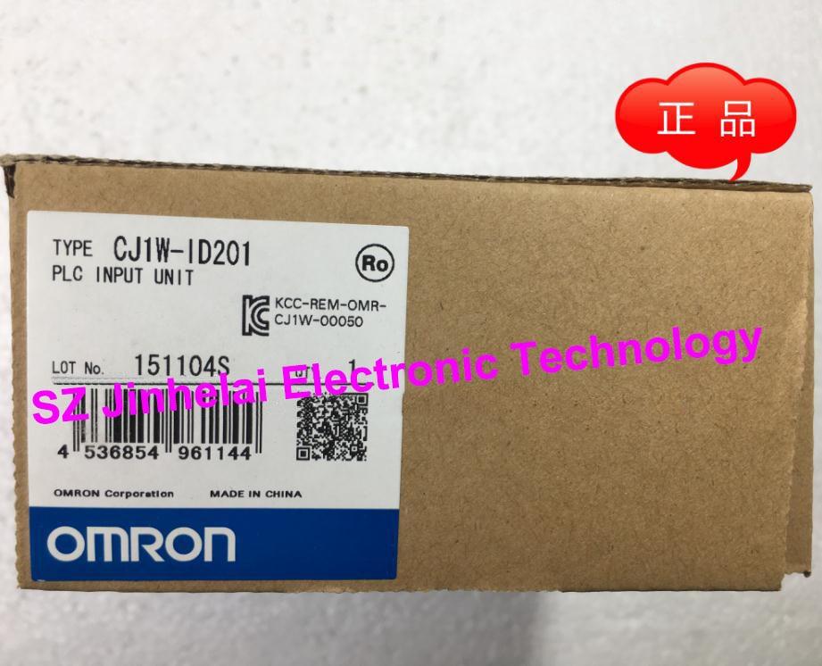 100% New and original CJ1W-ID201 OMRON  PLC INPUT UNIT new and original cj1w da021 omron plc